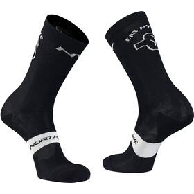 Northwave Eat My Dust High Wool Socks Men black